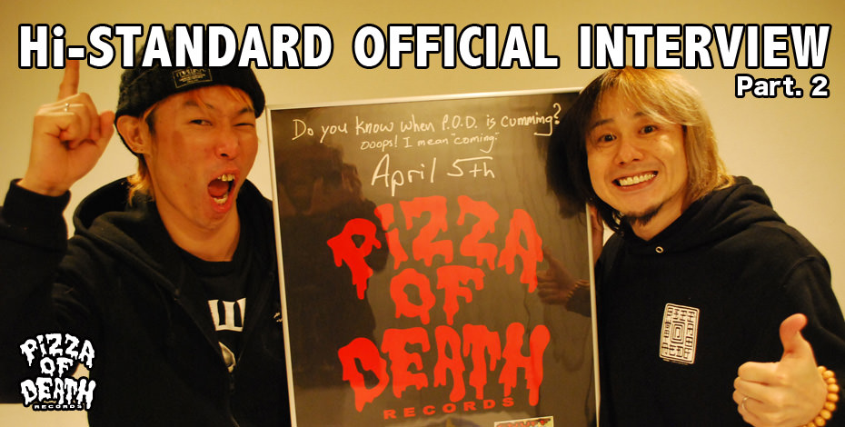 hi standard pizza of death official interview part 2 live at air jam 2011. Black Bedroom Furniture Sets. Home Design Ideas