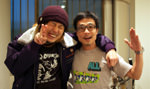 SATANIC MOBILEにて「FUCK ON THE HILL」特集第四弾。 Ken Yokoyama x 磯部正文 スペシャル対談