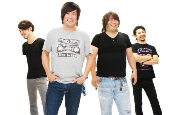 GARLICBOYS年明けの 再録ベストライブ編  1/7 十三FANDANGOでのワンマンから本格スタート!