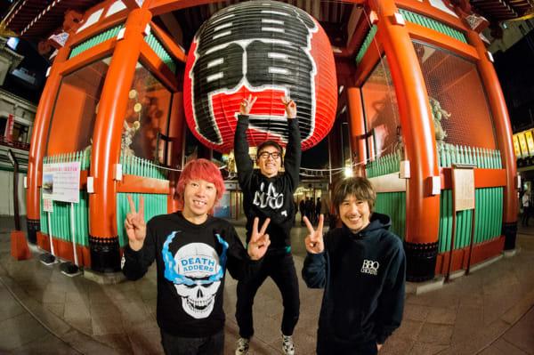ハイスタ写真展、2/5(日)Red Bull Studios Tokyoにて開催決定!