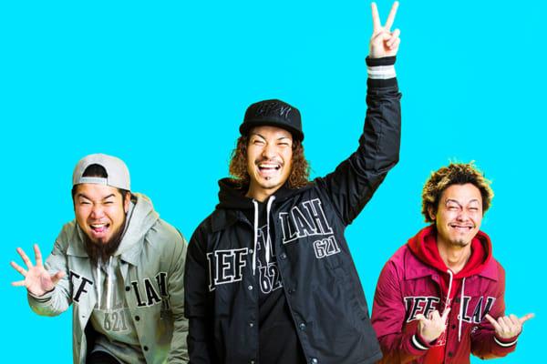 WANIMA「JUICE UP!! TOUR」後半戦ゲストバンド発表!