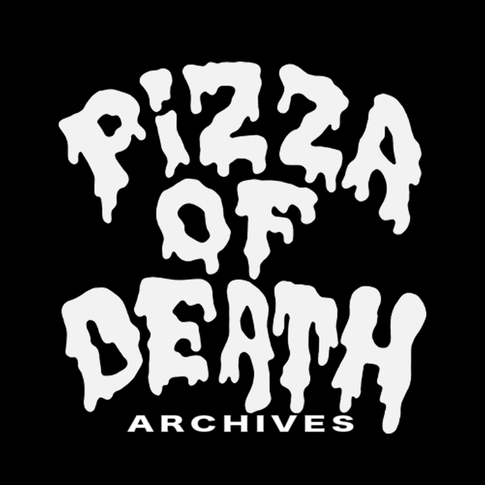 Pizza Of Death Archives 本日から毎週末 過去のdvd作品をyoutube Liveにて配信決定 Pizza Of Death Records