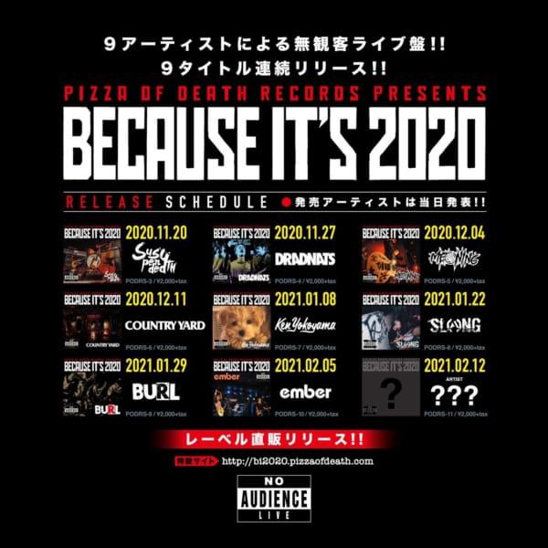 BECAUSE IT'S 2020特設サイトにて、クロスレビューVol.16公開!
