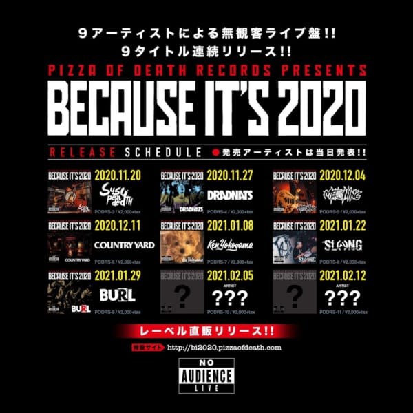 BECAUSE IT'S 2020特設サイトにて、クロスレビューVol.13公開!